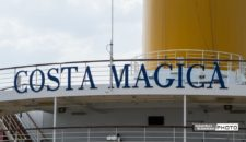 Costa Magica Reisebericht Mittelmeer Kreuzfahrt