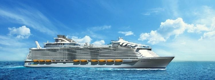 Harmony of the Seas / © Royal Caribbean International