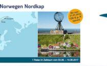 Mein Schiff 6 Jungfernfahrt: Norwegen & Nordkap