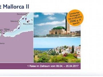 Mein Schiff 2 Gran Canaria trifft Mallorca 2 / © TUI Cruises
