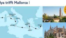 Mein Schiff 3 Antalya trifft Mallorca 1