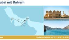Mein Schiff 3 Dubai mit Bahrain