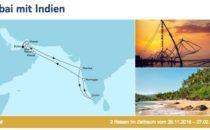 Mein Schiff 3 Dubai mit Indien