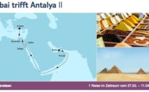 Mein Schiff 3 Dubai trifft Antalya 2