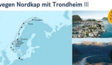 Mein Schiff 3 Norwegen Nordkap mit Trondheim 3