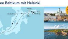Mein Schiff 3: Ostsee Baltikum mit Helsinki