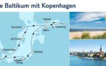 Mein Schiff 3 Ostsee Baltikum mit Kopenhagen