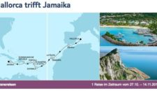 Mein Schiff 4 Mallorca trifft Jamaika