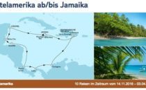 Mein Schiff 4 Mittelamerika ab Jamaika