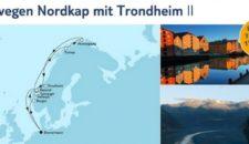 Mein Schiff 4 Norwegen Nordkap mit Trondheim 2