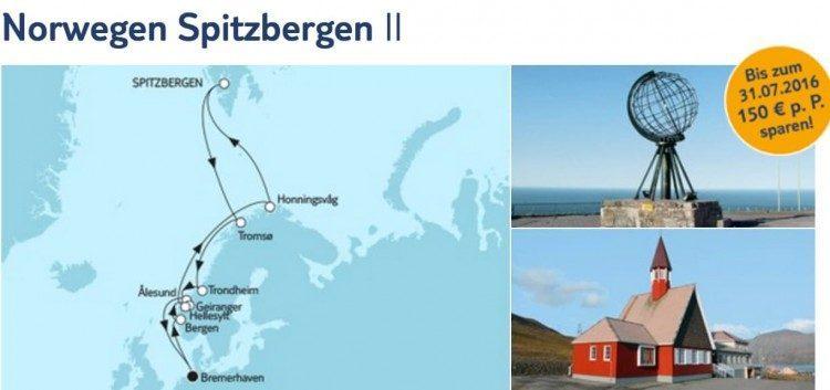 Mein Schiff 4 Norwegen und Spitzbergen 2 / © TUI Cruises