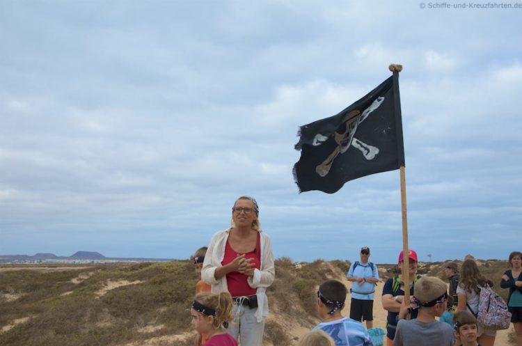 Piraten erobern Los Lobos