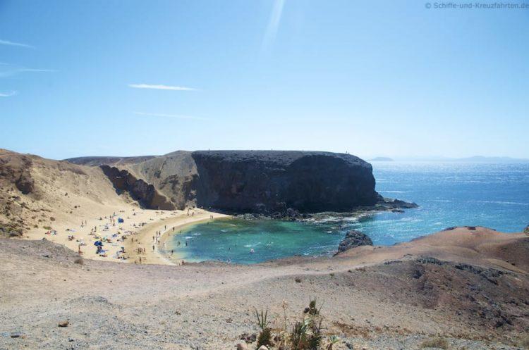 Punta del Papagayo Lanzarote