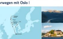 Mein Schiff 4 Südnorwegen mit Oslo 1
