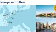 Mein Schiff 4: Westeuropa mit Bilbao