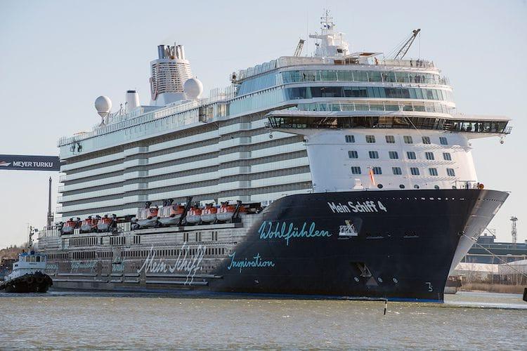 Mein Schiff 4 / © TUI Cruises
