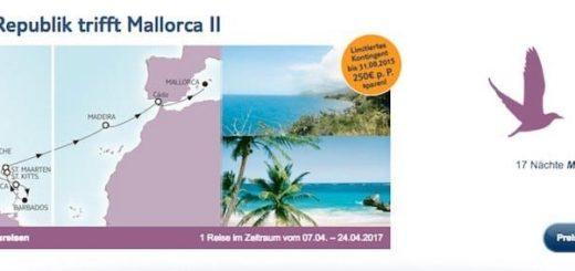 Mein Schiff 5 Dominikanische Republik trifft Mallorca 2 / © TUI Cruises