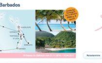 Mein Schiff 5 Karibik ab/bis Barbados