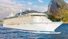 Oceania Marina: 23 Nächte Panamakanal, Honduras, Mexiko inkl. Flug, Hotel & Machu Picchu Ausflug