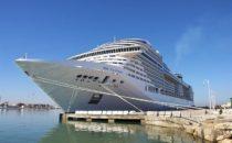 MSC Fantasia: Norwegen Kreuzfahrten ab/bis Kiel (2017)