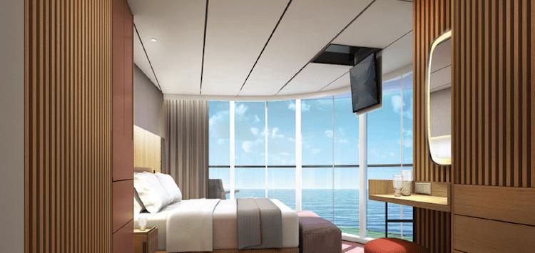 Neue Mein Schiff 1 Horizont Suite © TUI Cruises