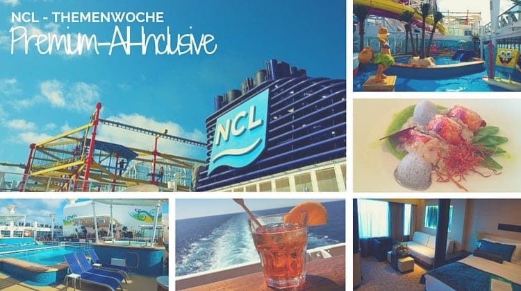 All Inclusive bei Norwegian Cruise Line
