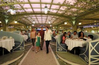 Restaurant Enchanted Garden