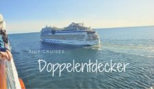 AIDA Doppelentdecker Kreuzfahrten mit Bordguthaben