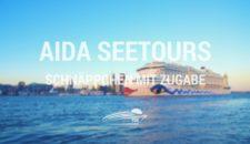 AIDA Seetours Schnäppchen mit Zugaben