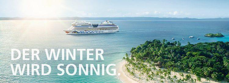 AIDA Winterkreuzfahrten ©AIDA Cruises