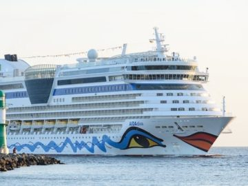 AIDAdiva © AIDA Cruises