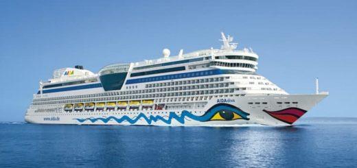 Mit AIDAdiva zum Indian Summer: Kreuzfahrten mit AIDA in Nordamerika im Herbst / © AIDA Cruises