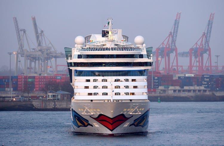 AIDAluna Kreuzfahrten ©AIDA Cruises