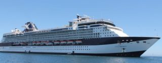 Celebrity Infinity ©Celebrity Cruises
