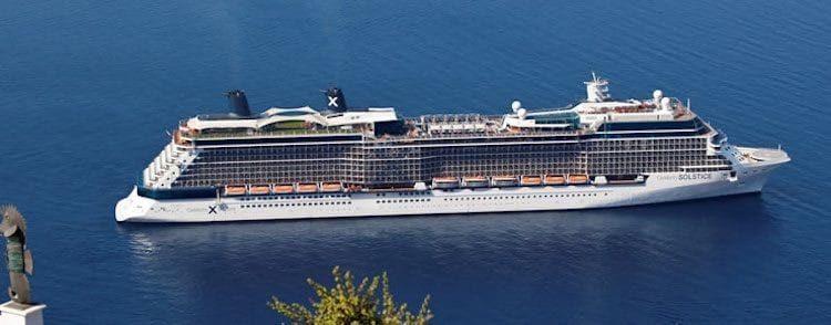 Celebrity Solstice © Celebrity Cruises