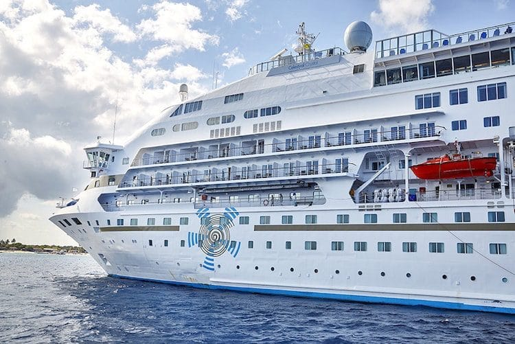 Celestyal Chrystal © Celestyal Cruises