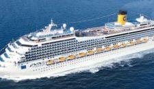 Costa Kreuzfahrten ab Bremerhaven mit Costa Magica