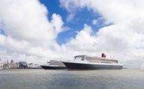 Cunard Line: Ehe für alle auf der Queen Mary 2, Queen Victoria & Queen Elizabeth