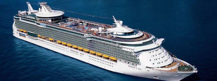 Freedom of the Seas ©Royal Caribbean International