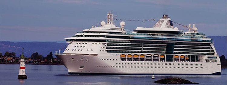 Jewel of the Seas © Royal Caribbean International