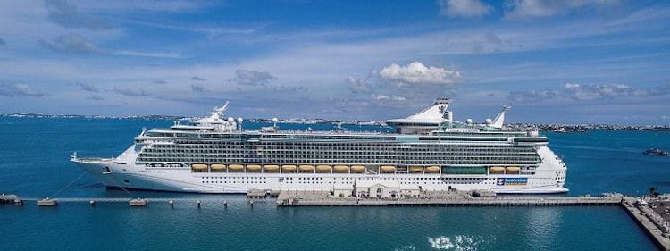 Liberty of the Seas © Royal Caribbean International