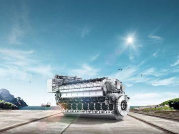 MAN wird die Motoren für die Global Class von Star Cruises liefern / © MAN Motoren & Turbo