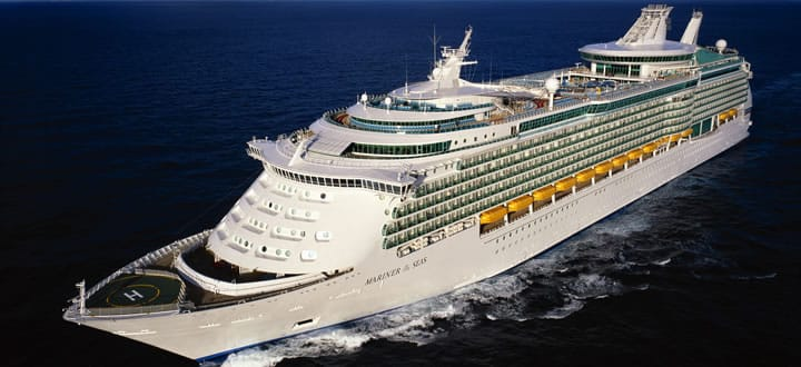 Mariner of the Seas © Roxal Caribbean International