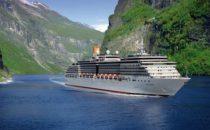 MS Arcadia: Southampton trifft Hamburg zu Silvester 2016