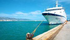 MS Berlin von Havanna nach Lissabon 02.02. – 20.02.2017