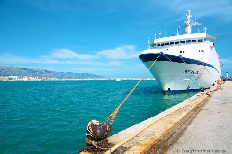 MS Berlin von FTI Cruises - das klassische deutsche Kreuzfahrtschiff