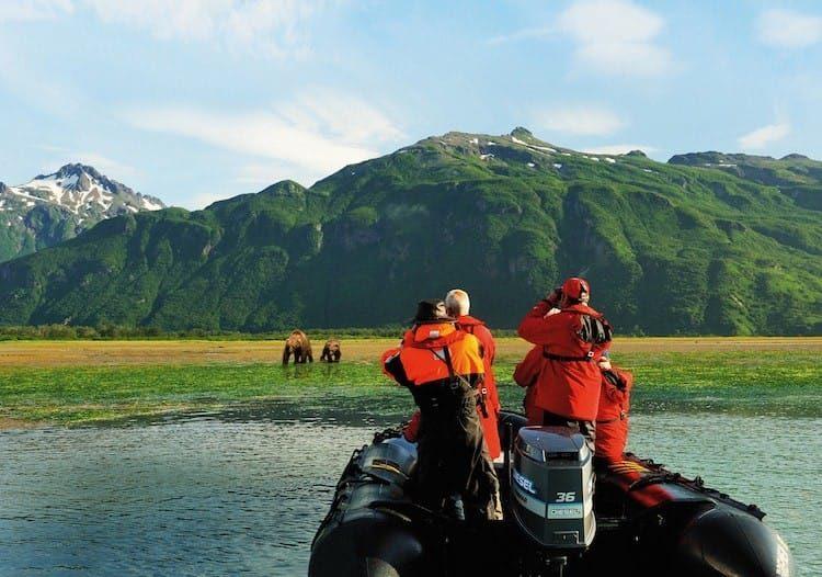 MS Bremen - Alaska Expedition ©Hapag-Lloyd Cruises