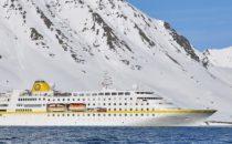 MS Hamburg Antarktis: Weihnachten & Silvester 2016 inkl. Flüge