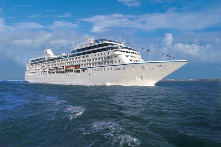 Oceania Cruises führt High-Speed Internet Wavenet ein