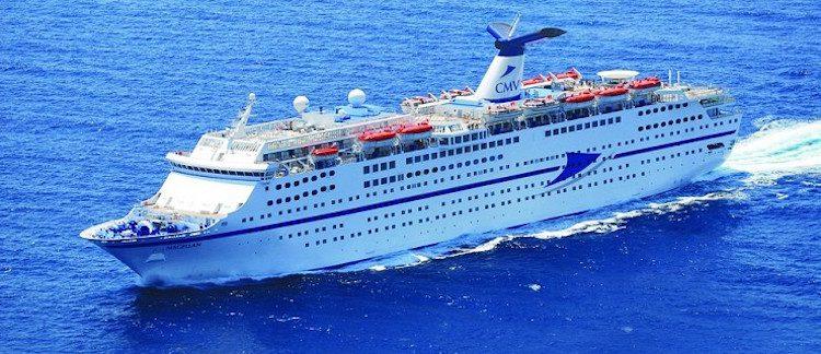 MS Magellan © TransOcean